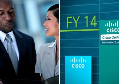 Cisco – Product Line Launch
